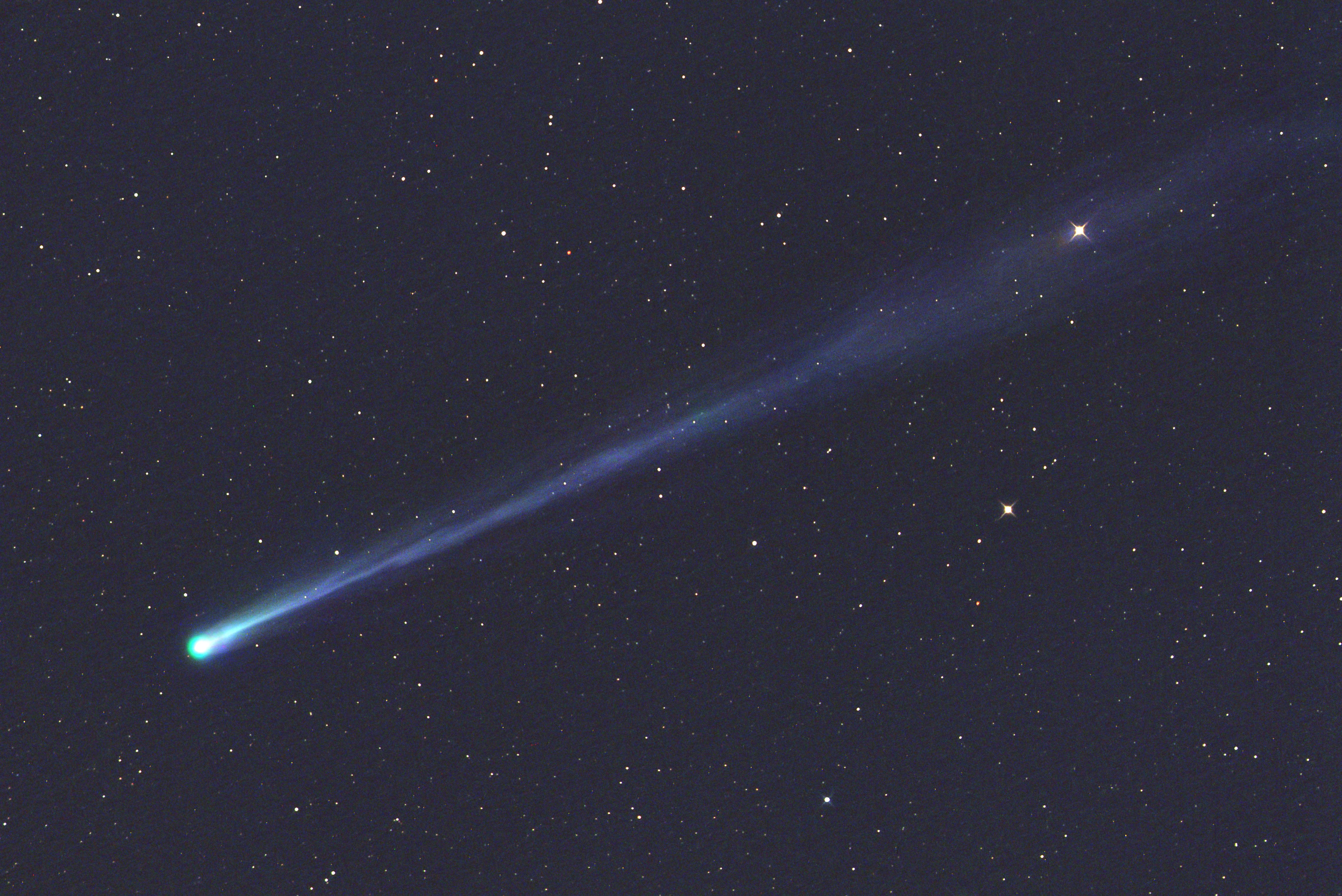 comet ison to hit earth - HD 4563×3048