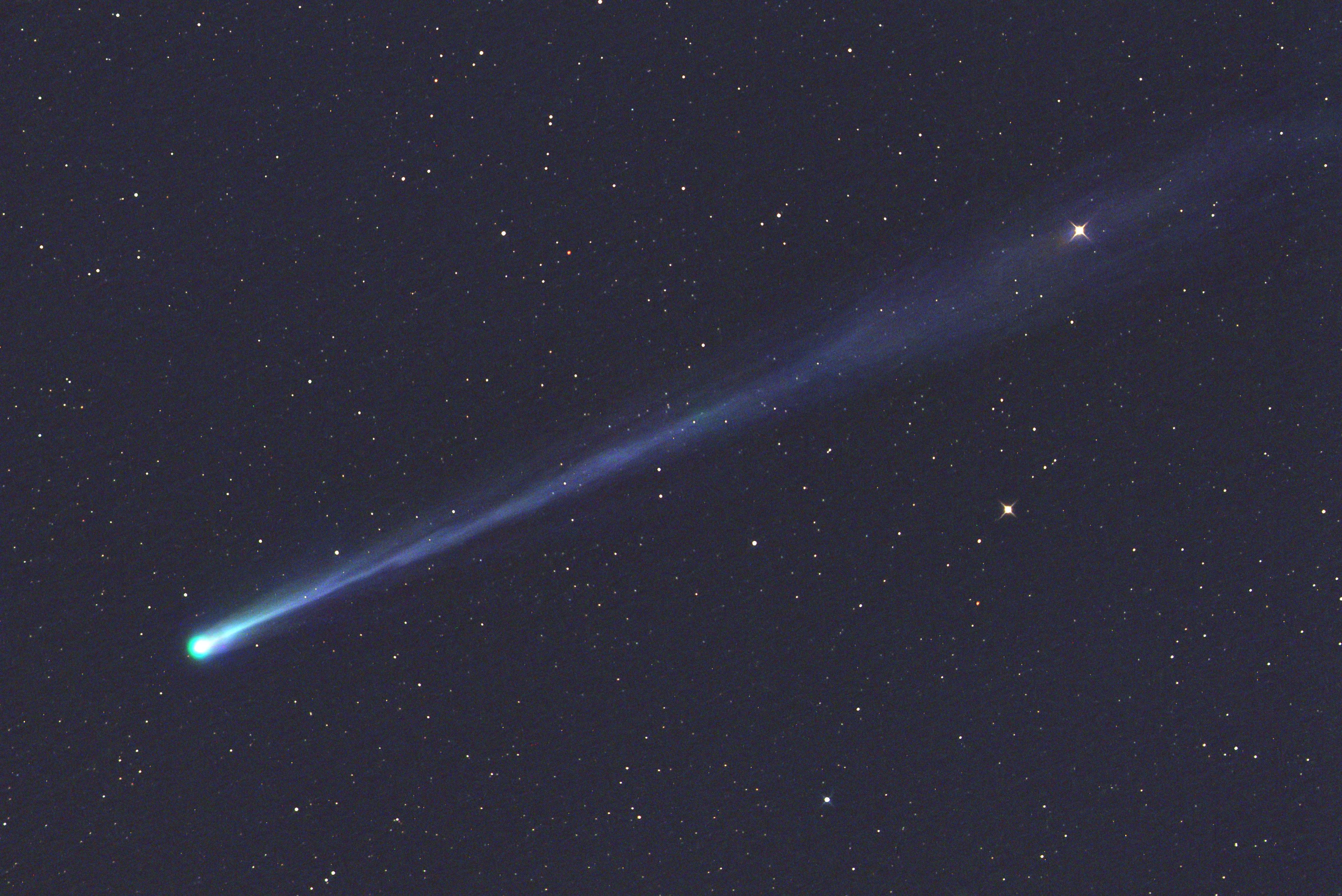 comet ison update - HD4563×3048